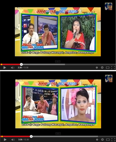 "A Senator of the Philippines and an out gay man are actually some of the hosts of the show that, with ""Suffer SiReyna"", end up perpetuating the notion that LGBTQI people do not deserve more humane treatment"