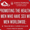 MSMGF, Johns Hopkins University unveil new gay men's health curriculum