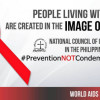 NCCP launches #PreventionNOTCondemnation on WAD 2014