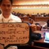 Bibo Perey: Fighting for Deaf LGBT inclusion