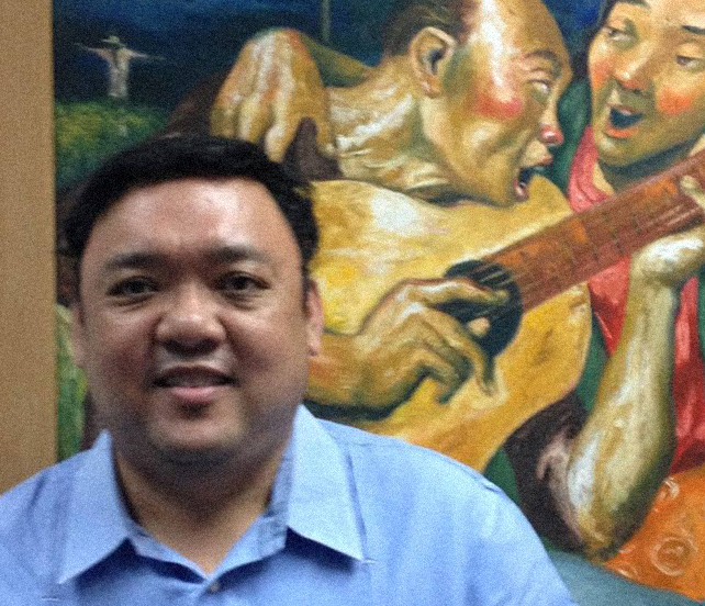 PHOTO OF ATTY. HARRY ROQUE FROM HIS FACEBOOK PAGE