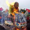 Highlighting Pres. Aquino's shameful silence on human rights