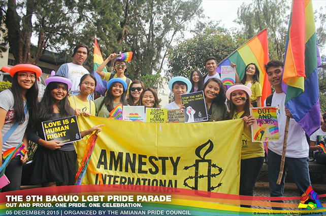 Baguio LGBT Pride 2015-17
