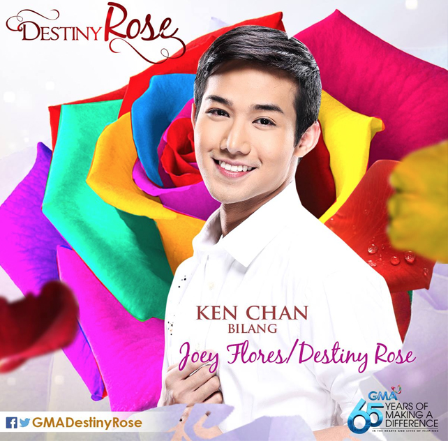 Ken Chan as Destiny Rose