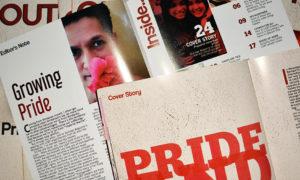 Pride has cometh