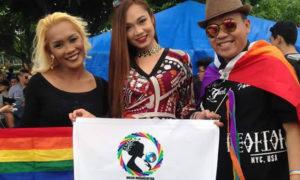 MUJER-LGBT Organization1