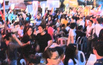 Malate kind of partying