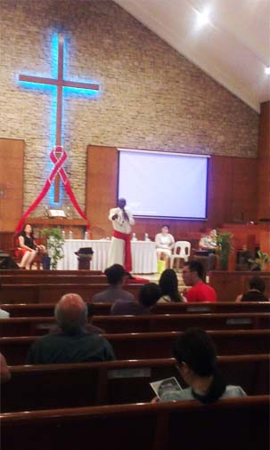 Churches respond to HIV