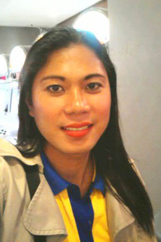 """Ysang Bacasmas is optimistic about the LGBT community. """"See, in our community, every time we have activities, people rise up to the occasion – we see volunteers who do work out of the goodness of their heart. The goodness of LGBTs is always there,"""" she says."""