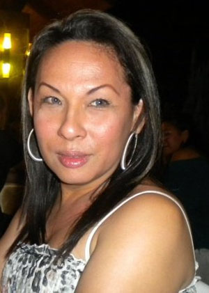 """Judai Mendoza expresses her hopes for the current developments in the Filipino LGBT community. """"There are a lot of LGBT communities sprouting up... and they should all be rolled into one big group like family... They should all be united... No factions."""""""
