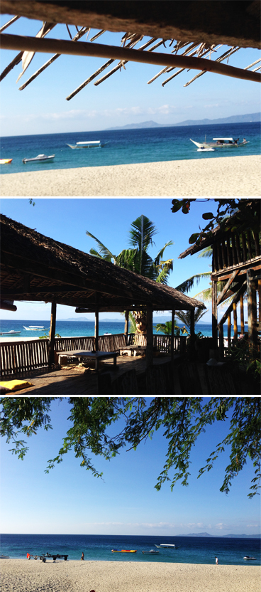 Coco Aroma offers an alternative venue for those who want to experience Puerto Galera as a tropical paradise.