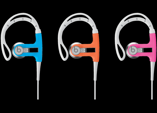 Powerbeats earphones