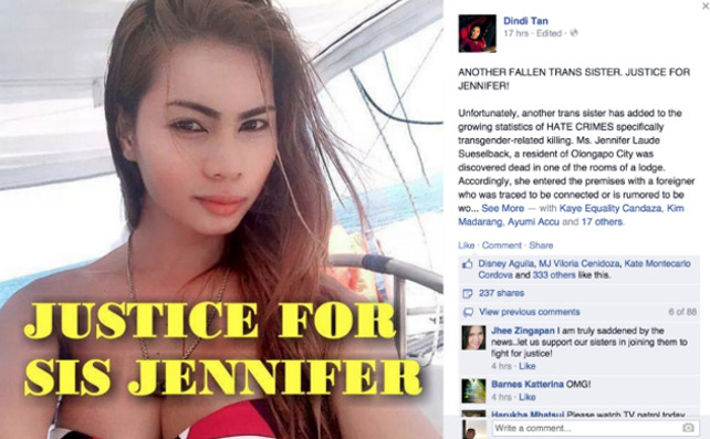 Justice for Jennifer