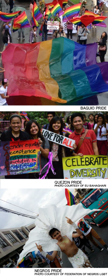 Aside from the 20th Pride in Metro Manila, the year also saw the first Pride celebrations held in Quezon, Negros, and Quezon City.