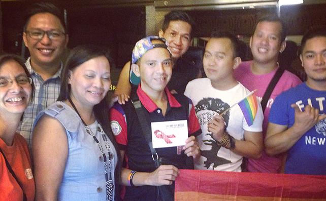 Being LGBT in CDO5