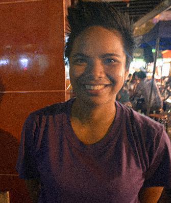 "Lotis was 21 when she met a girl ""sa pagdula sa computer (while playing computer games)."" That girl, also a ""gamer"", was ""but-an (nice),"" so that eventually, ""ganahan na ko niya (I really liked her)."""