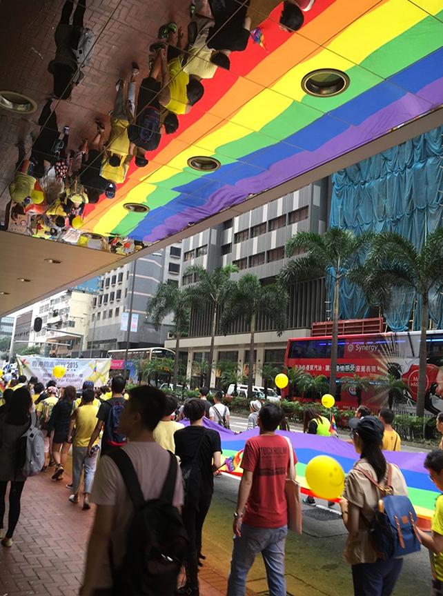 LGBT Pride 2015 in HK-3