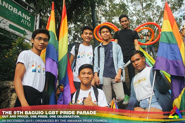 Baguio LGBT Pride 2015-18