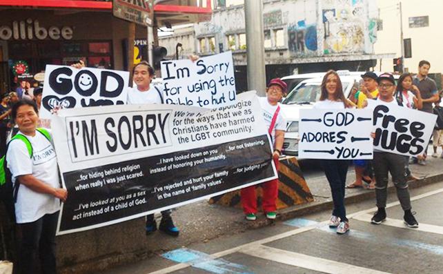 Baguio LGBT Pride 2015-2