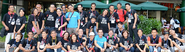 PAFPI volunteers during one of the outreach activities (PHOTO COURTESY OF PAFPI)