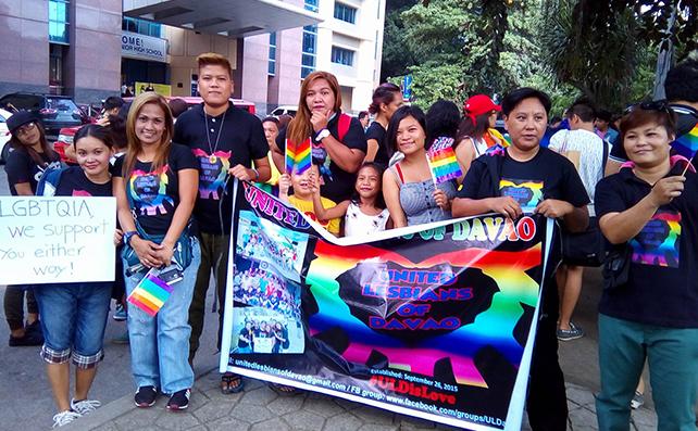 Davao Pride 2016-2