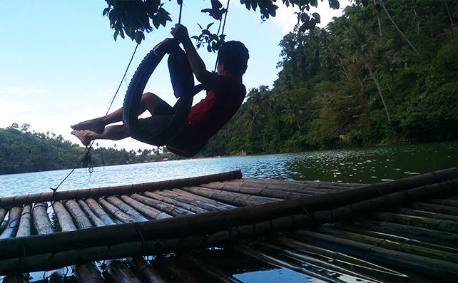 Lake Pandin9